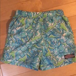 Vineyard Vines swim trunks